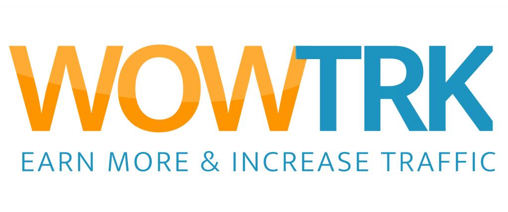WOW TRK affiliate programme logo