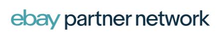 ebay partner network affiliate programme logo
