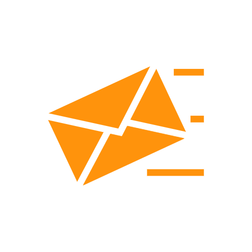 Email sending icon
